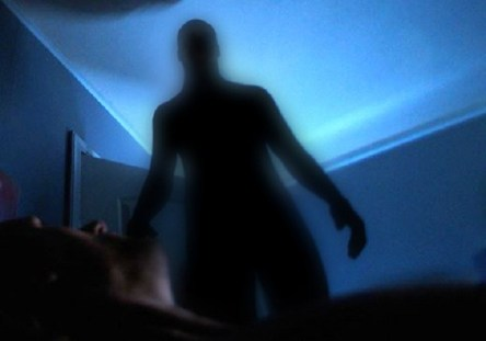 The Shadow Man and my dreams.